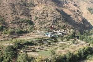 Земледелие в Гималаях